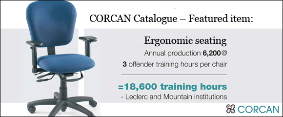 CORCAN Catalogue