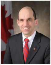 Photograph of the Honourable Steven Blaney, Minister of Public Safety and Emergency Preparedness