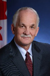 Photograph of the Honourable Vic Toews, Minister of Public Safety