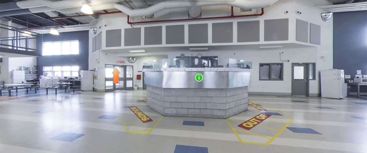 Beyond The Fence A Virtual Tour Of A Canadian Penitentiary